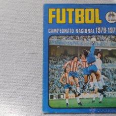 Coleccionismo deportivo: ALBUM RUIZ ROMERO 1978-79 VACIO NUNCA HA TENIDO CROMOS . Lote 54721142