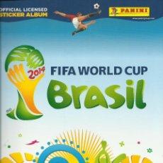 Coleccionismo deportivo: ALBUM DE MUNDIAL BRASIL 2014 VACIO. Lote 123415178