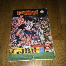 Coleccionismo deportivo: ALBUM LIGA ESTE FUTBOL 1977-1978 77-78 MIRA U. FICHAJES CON MAS DE 330 CROMOS. Lote 54975030