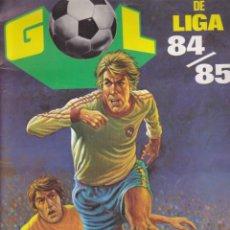 Coleccionismo deportivo: ALBUM INCOMPLETO FUTBOL LIGA 84/85 EDITORIAL MAGA FALTAN 12 CROMOS . Lote 55335751