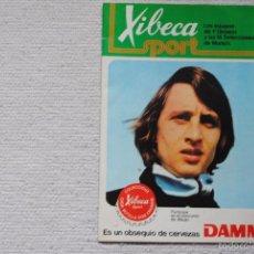 Coleccionismo deportivo: ALBUM XIBECA SPORT VACIO NUNCA HA TENIDO CROMOS. Lote 55394798