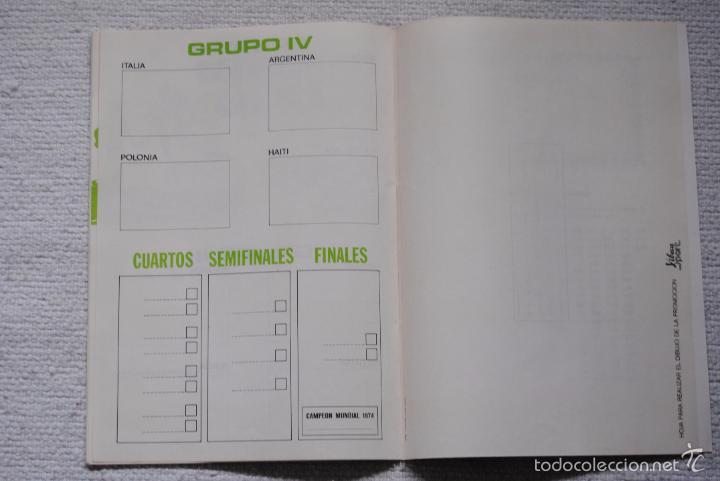 Coleccionismo deportivo: ALBUM XIBECA SPORT VACIO NUNCA HA TENIDO CROMOS - Foto 13 - 55394798