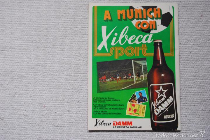 Coleccionismo deportivo: ALBUM XIBECA SPORT VACIO NUNCA HA TENIDO CROMOS - Foto 15 - 55394798