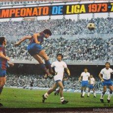 Coleccionismo deportivo: CAMPEONATO DE LIGA 1973-74- EDITORIAL FHER S.A.. Lote 55554993