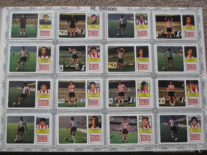 Coleccionismo deportivo: CAMPEONATO DE LIGA 1973-74- EDITORIAL FHER S.A. - Foto 3 - 55554993