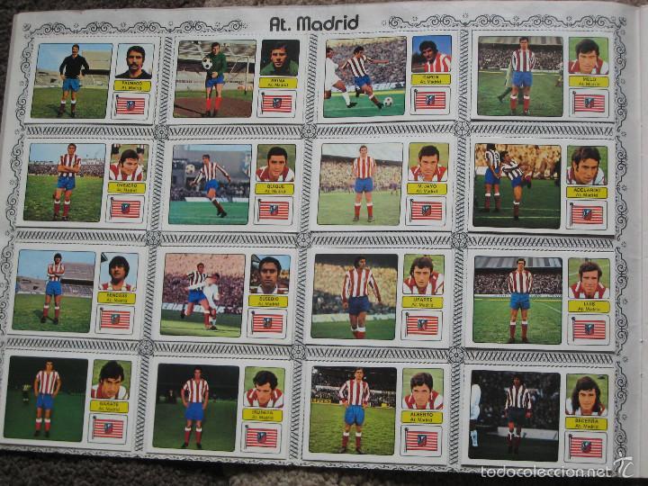 Coleccionismo deportivo: CAMPEONATO DE LIGA 1973-74- EDITORIAL FHER S.A. - Foto 4 - 55554993