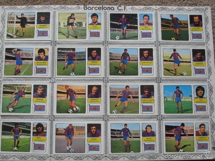 Coleccionismo deportivo: CAMPEONATO DE LIGA 1973-74- EDITORIAL FHER S.A. - Foto 5 - 55554993