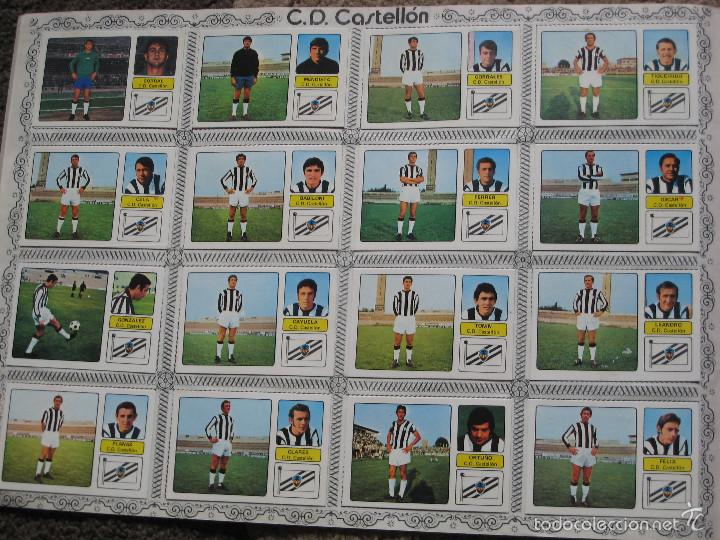 Coleccionismo deportivo: CAMPEONATO DE LIGA 1973-74- EDITORIAL FHER S.A. - Foto 6 - 55554993