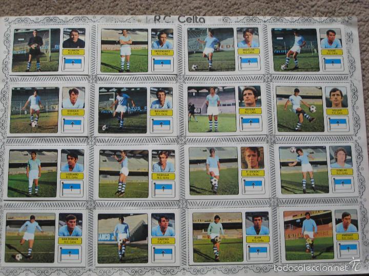 Coleccionismo deportivo: CAMPEONATO DE LIGA 1973-74- EDITORIAL FHER S.A. - Foto 7 - 55554993