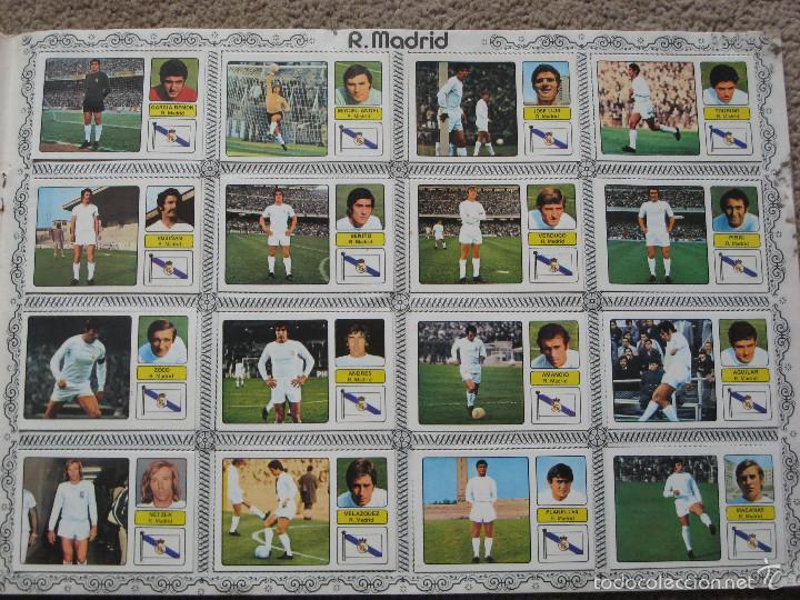 Coleccionismo deportivo: CAMPEONATO DE LIGA 1973-74- EDITORIAL FHER S.A. - Foto 8 - 55554993