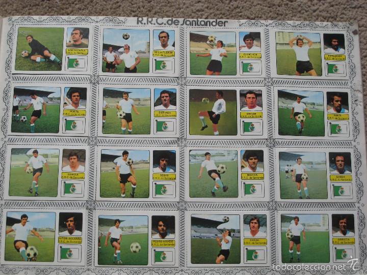 Coleccionismo deportivo: CAMPEONATO DE LIGA 1973-74- EDITORIAL FHER S.A. - Foto 9 - 55554993