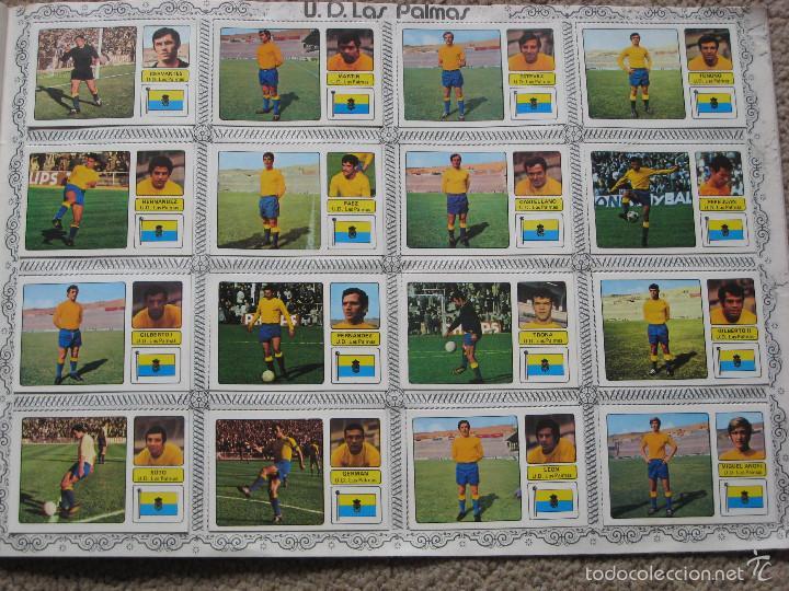 Coleccionismo deportivo: CAMPEONATO DE LIGA 1973-74- EDITORIAL FHER S.A. - Foto 10 - 55554993