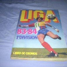Coleccionismo deportivo: ALBUM DE LA LIGA 1983-84 DE ESTE ,BIEN CONSERVADO. Lote 55714417