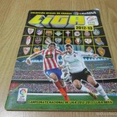 Coleccionismo deportivo: ALBUM LIGA 2012-13 44 CROMOS. Lote 55781168