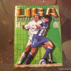 Coleccionismo deportivo: ALBUM LIGA 2004-2005, EDITORIAL ESTE. Lote 55816510