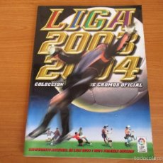 Coleccionismo deportivo: ALBUM DE CROMOS FUTBOL: LIGA 2003-2004 . EDICIONES ESTE. Lote 55904617