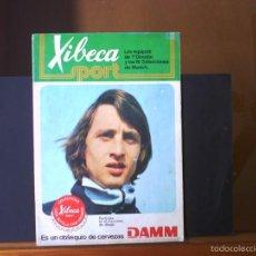 Coleccionismo deportivo: ALBUM LIGA 73-74 Y MUNICH 74 XIBECA. Lote 130824232