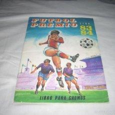 Coleccionismo deportivo: ALBUM DE LA LIGA 1983-84 DE MAGA ,MUY DIFICIL. Lote 55952547