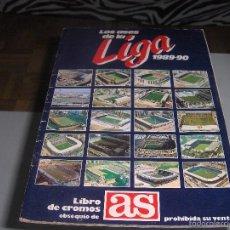 Coleccionismo deportivo: LOS ASES DE LA LIGA 1989 - 1990 FALTAN 7 CROMOS - AS. Lote 56181240