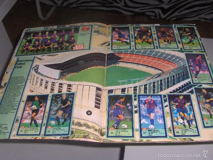 Coleccionismo deportivo: LOS ASES DE LA LIGA 1989 - 1990 faltan 7 cromos - AS - Foto 2 - 56181240