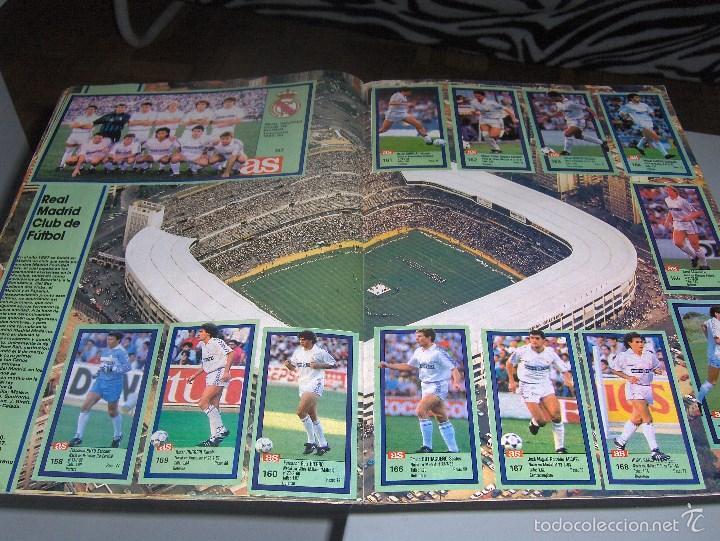 Coleccionismo deportivo: LOS ASES DE LA LIGA 1989 - 1990 faltan 7 cromos - AS - Foto 3 - 56181240
