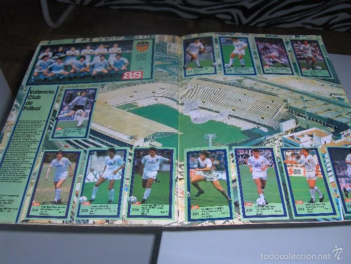 Coleccionismo deportivo: LOS ASES DE LA LIGA 1989 - 1990 faltan 7 cromos - AS - Foto 4 - 56181240