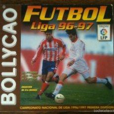 Coleccionismo deportivo: ALBUM FUTBOL LIGA 96-97 BOLLYCAO. Lote 56188132