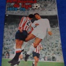 Coleccionismo deportivo: CAMPEONATO DE LIGA 1972 73- DISGRA / FHER. Lote 56190938