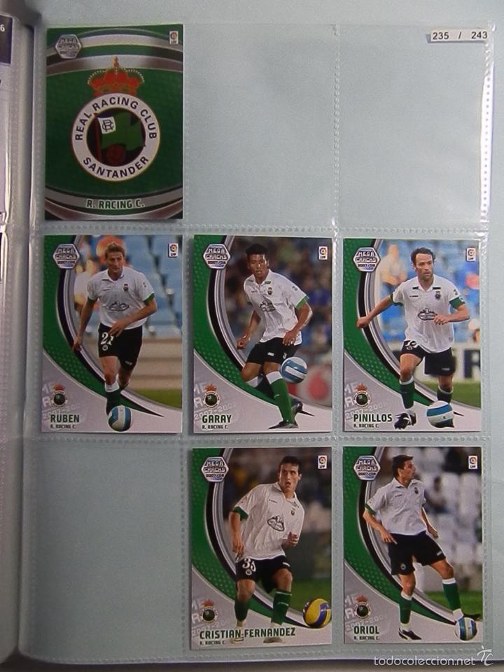 Coleccionismo deportivo: ALBUM INCOMPLETOS- MEGA CRACKS-2007-2008-PANINI SPORTS - Foto 28 - 56281761
