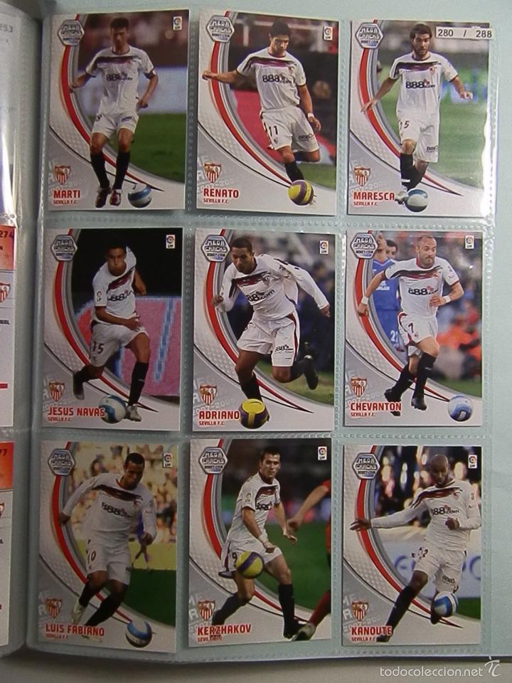 Coleccionismo deportivo: ALBUM INCOMPLETOS- MEGA CRACKS-2007-2008-PANINI SPORTS - Foto 33 - 56281761