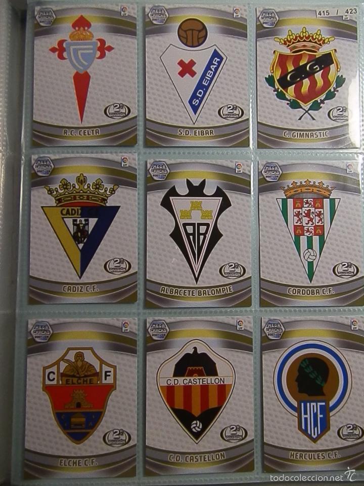 Coleccionismo deportivo: ALBUM INCOMPLETOS- MEGA CRACKS-2007-2008-PANINI SPORTS - Foto 47 - 56281761