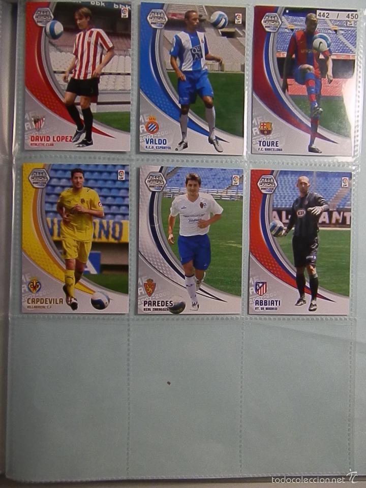 Coleccionismo deportivo: ALBUM INCOMPLETOS- MEGA CRACKS-2007-2008-PANINI SPORTS - Foto 50 - 56281761