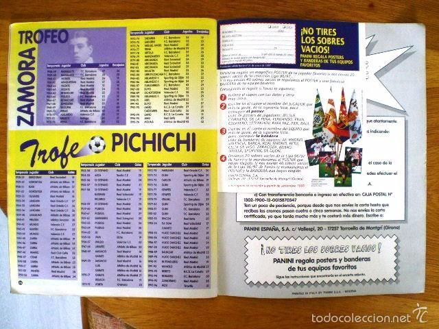 Coleccionismo deportivo: ÁLBUM LIGA Fútbol Profesional 96/97 (Panini, 1996) * Con 47 cromos, incluye póster - Foto 7 - 56299954