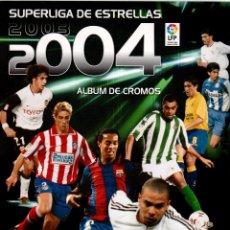 Coleccionismo deportivo: ALBUM SUPERLIGA 2003-2004 PANINI PLANCHA VACIO. Lote 56304949
