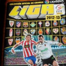 Coleccionismo deportivo: LIGA 2012-13 · CONTIENE 57 CROMOS - COLECCIONES ESTE & PANINI 2012 -13. Lote 56571060