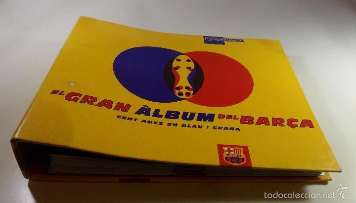 Coleccionismo deportivo: Consultar precio de fichas sueltas - Gran Album del Barça - La Vanguardia - Foto 2 - 56577182