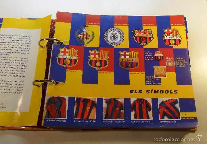 Coleccionismo deportivo: Consultar precio de fichas sueltas - Gran Album del Barça - La Vanguardia - Foto 3 - 56577182