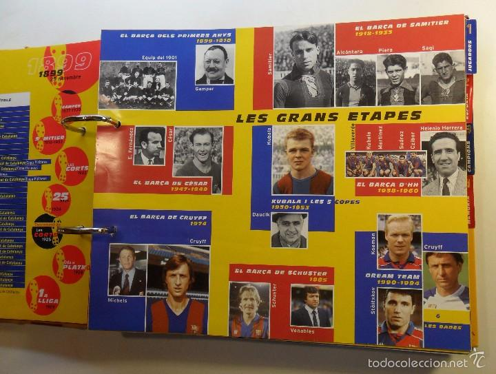 Coleccionismo deportivo: Consultar precio de fichas sueltas - Gran Album del Barça - La Vanguardia - Foto 5 - 56577182