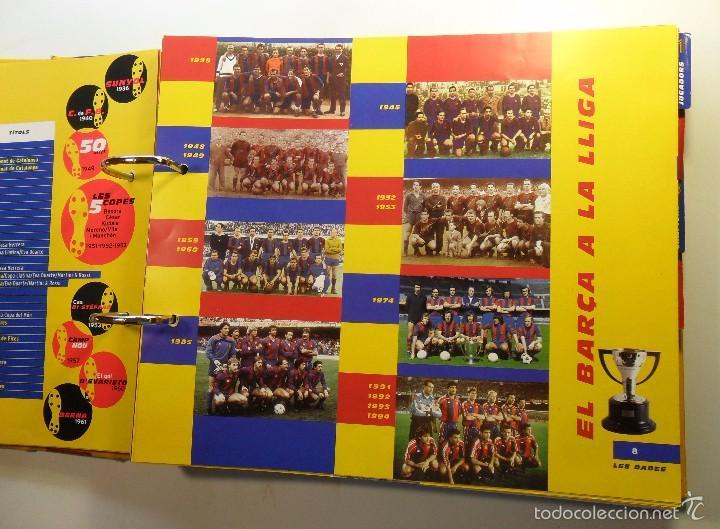 Coleccionismo deportivo: Consultar precio de fichas sueltas - Gran Album del Barça - La Vanguardia - Foto 6 - 56577182