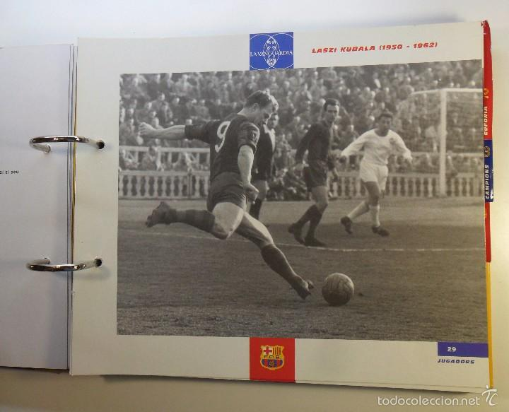 Coleccionismo deportivo: Consultar precio de fichas sueltas - Gran Album del Barça - La Vanguardia - Foto 8 - 56577182