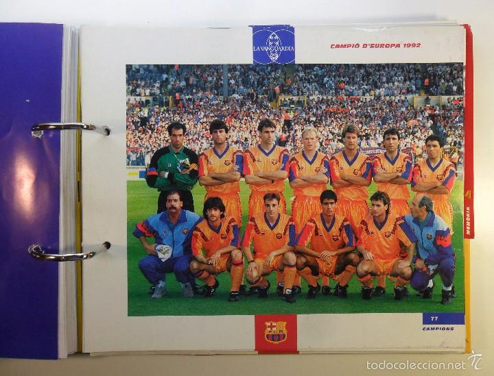 Coleccionismo deportivo: Consultar precio de fichas sueltas - Gran Album del Barça - La Vanguardia - Foto 11 - 56577182