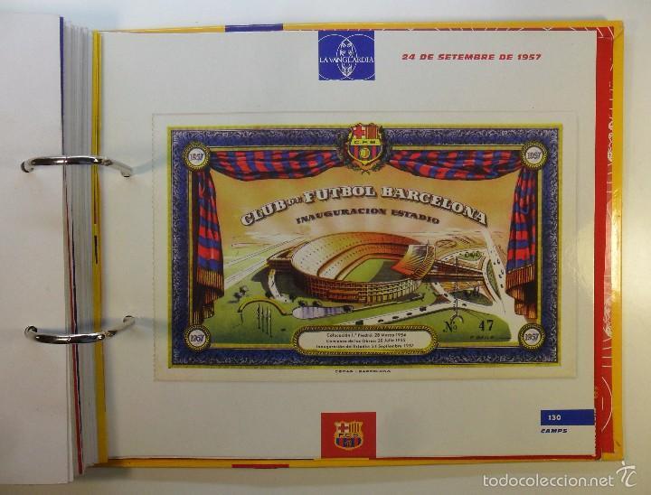 Coleccionismo deportivo: Consultar precio de fichas sueltas - Gran Album del Barça - La Vanguardia - Foto 12 - 56577182