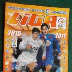 Coleccionismo deportivo: LIGA FUTBOL ALBÚM 2010-2011. Lote 56711896