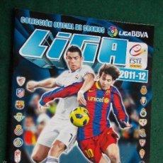 Coleccionismo deportivo: LIGA DE FUTBOL 2011-2012. Lote 56711970