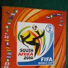 Coleccionismo deportivo: ALBUM FIFA 2010. Lote 56712168