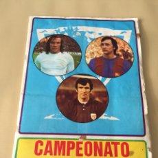 Coleccionismo deportivo: CAMPEONATO DE LIGA 1975-1976. ALBUM CROMOS FUTBOL. EDITORIAL FINI. FALTAN 71 DE 318 CROMOS.. Lote 56848630