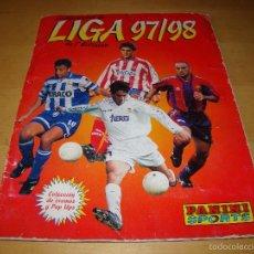 Coleccionismo deportivo: ÁLBUM LIGA 97-98 - PANINI . Lote 56866973