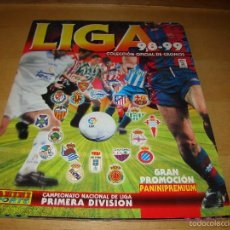 Coleccionismo deportivo: ÁLBUM LIGA 98-99 - PANINI . Lote 56867032