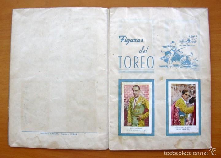 Coleccionismo deportivo: Album Cromos Fenómeno - Fútbol, Toros, Cine - año 1944 - Ver fotos y explicaciones interiores - Foto 3 - 56954712