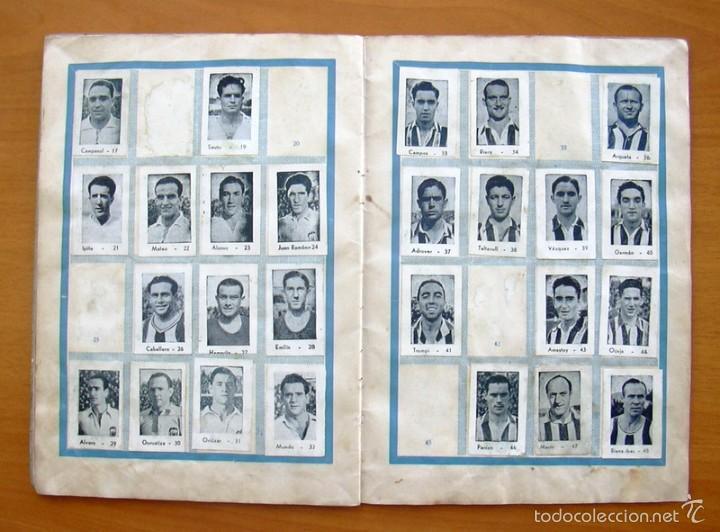 Coleccionismo deportivo: Album Cromos Fenómeno - Fútbol, Toros, Cine - año 1944 - Ver fotos y explicaciones interiores - Foto 11 - 56954712